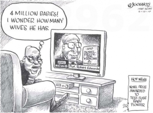 Wilson Mgobhozi - Four Million Babies!