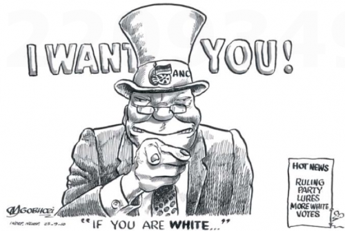 Wilson Mgobhozi - Zuma Wants You...
