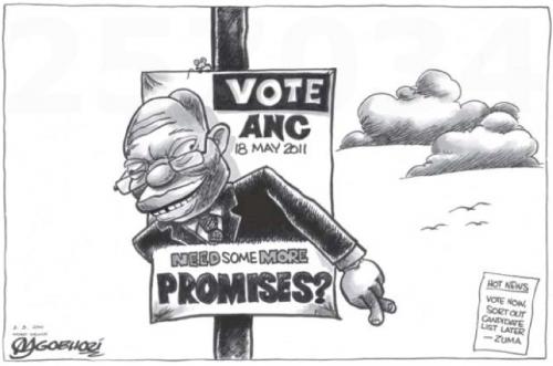 Wilson Mgobhozi - Vote ANC