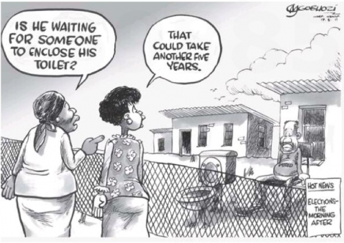 Wilson Mgobhozi - Elections...The Morning After