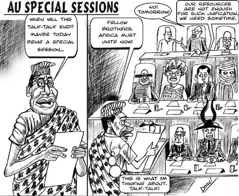 AU special session