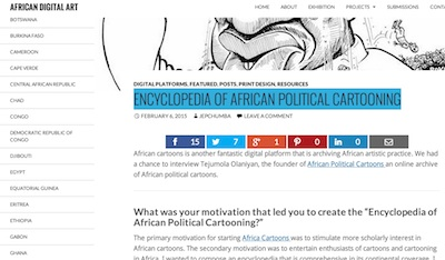 Africa Digital Art interview