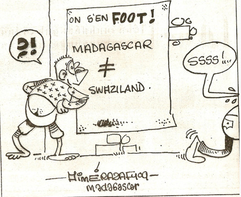 Aime Razafy - Madagascar is not Swaziland copy