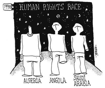 Chakwi Amari - Crippled Human Rights Race
