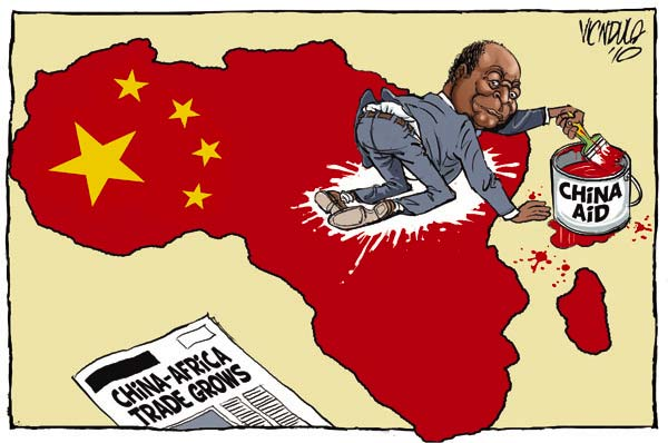 China Africa trade grows