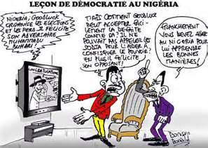 Democracy lesson from Nigeria