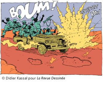 Didier Kassai-Boum-La Revue Dessinee