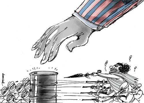 Doaa El Adl - Snatching Oil from War Zone