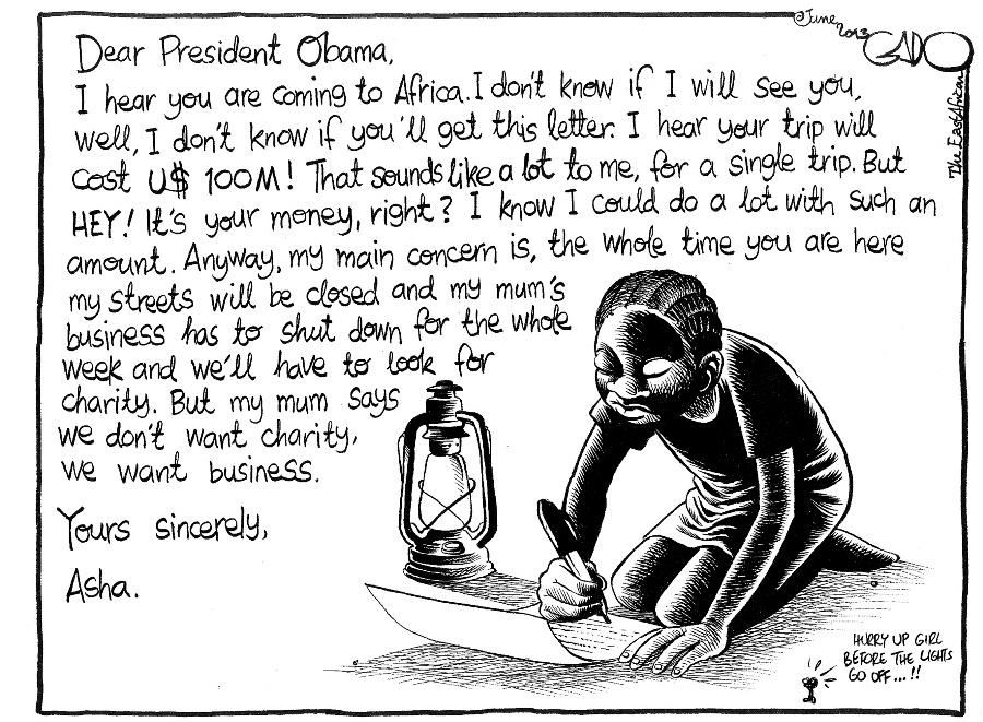 EA July 29 13 Dear President Obama