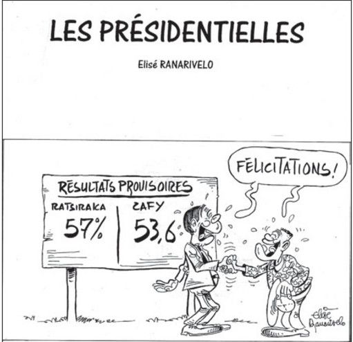 Elise Ranarivelo - Les Presidentielles copy