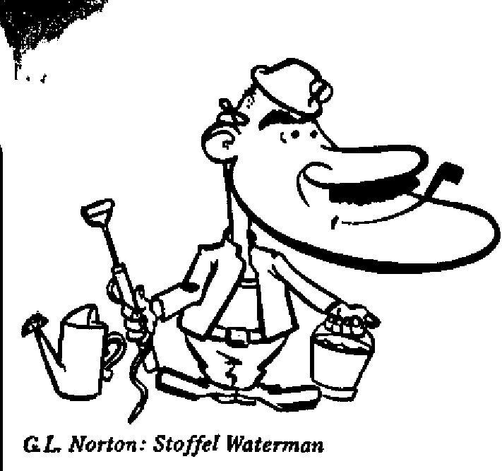G.L. Norton - Stoffel Waterman