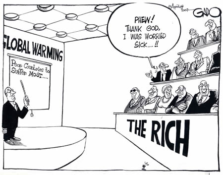 GADO- global warming