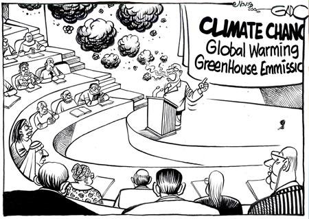 Gado-Climate change