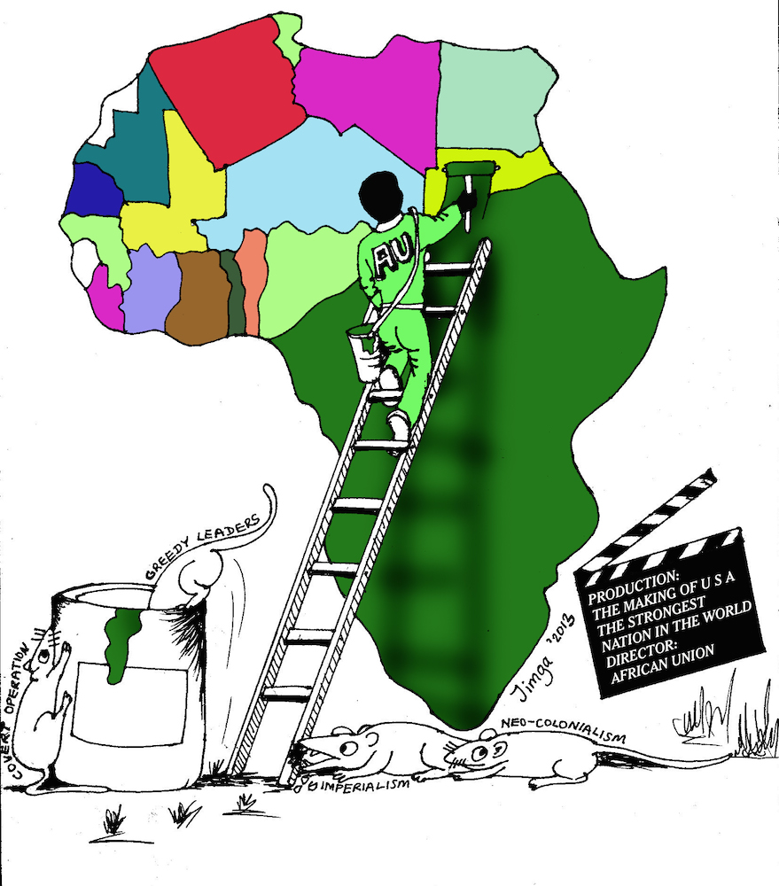 Ganiyu Jimoh - African Union