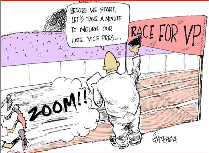 Gathara-Race for VP