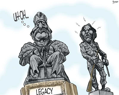 Gathara_STATUES-maumau history kimathi vs kenyatta