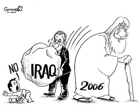 Gomaa Farhat_Iraq War