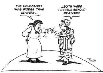 Holocaust-Slavery