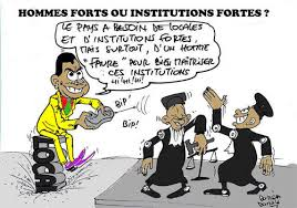 Hommes forts ou Institutions fortes