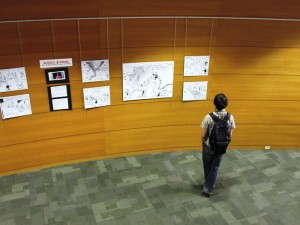Gado Exhibit