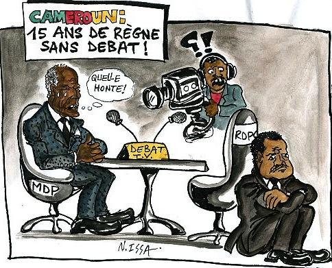 Issa Nyaphaga_debates
