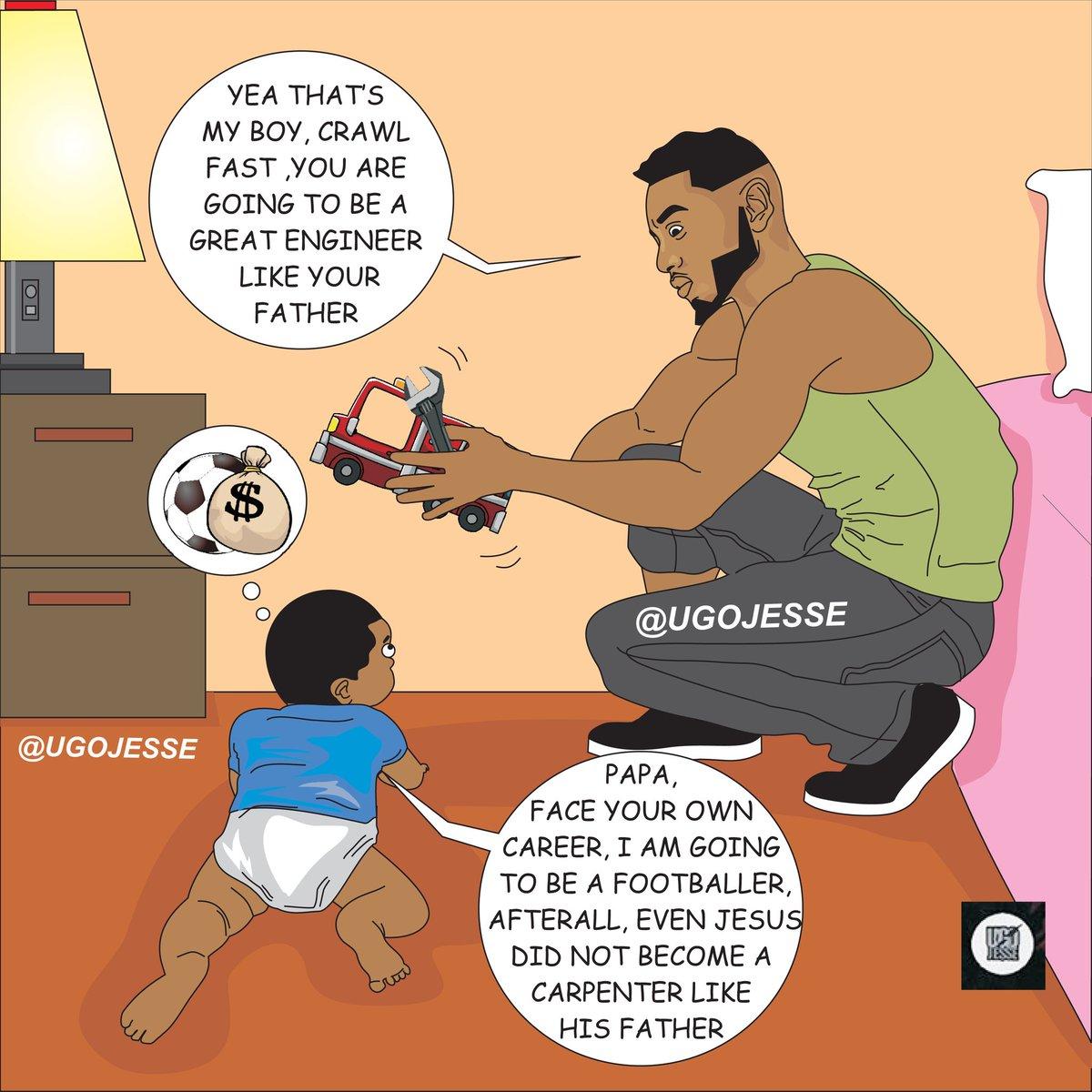 Jesse - Father Son