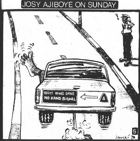 Josy Ajiboye Sunday 23_No Hand Signals