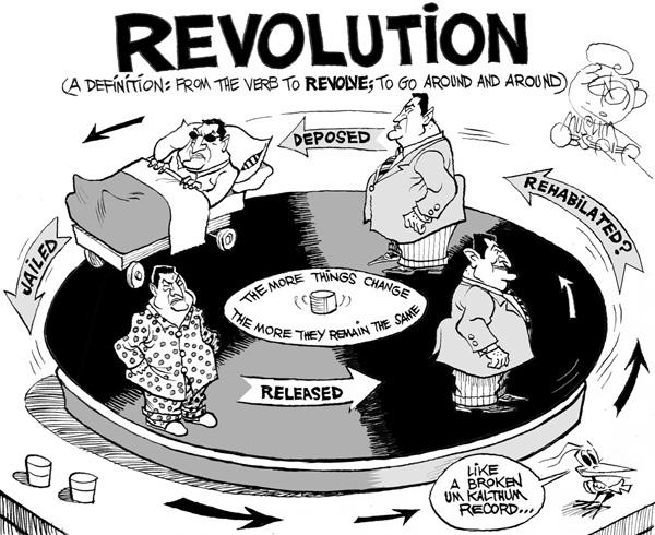 Khalil Bendib-Revolution