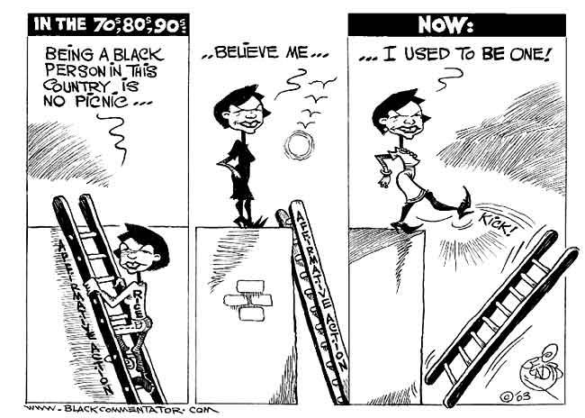 Khalil Bendib - Condi's Ladder