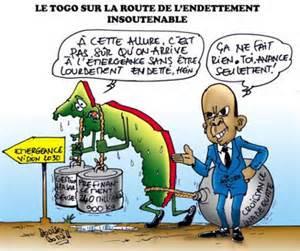 Le Togo sur la route de l'endettement insoutenable