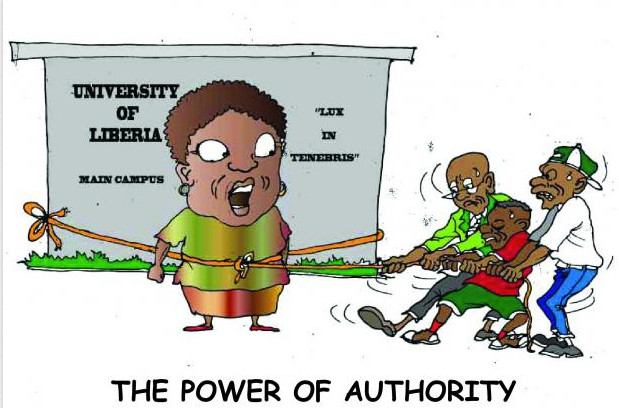 Leslie Lumeh - The Power of Authority