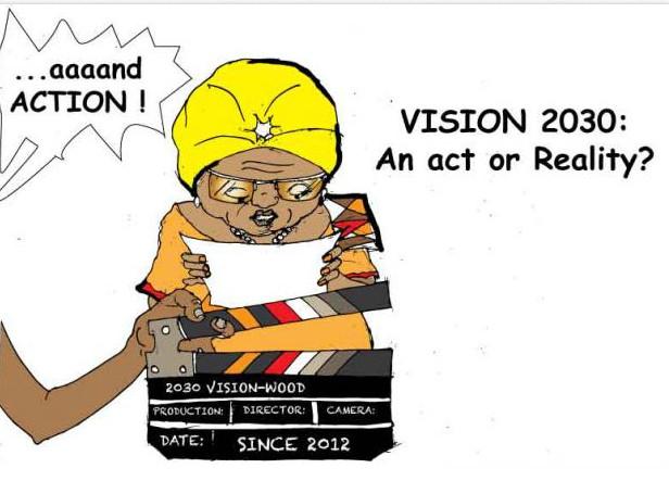 Leslie Lumeh - Vision 2030