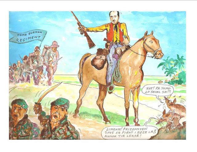 The Poison Pen - Lucky Luke Rides Again!