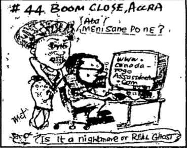 Mac Tee - Boom Close, Accra