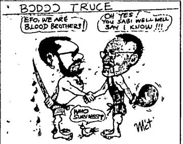 Mac Tee - Bodoo Truce