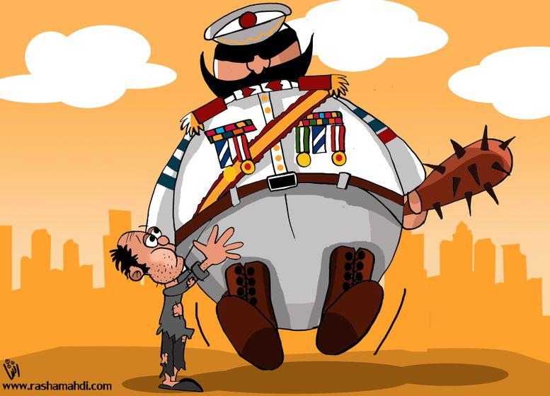 Rasha Mahdi - Making a Dictator