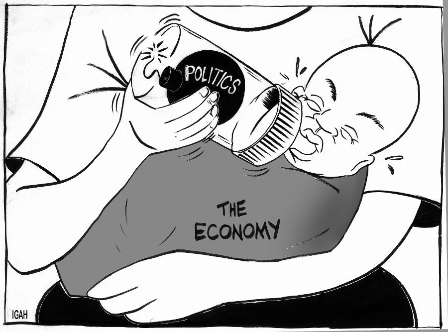 Muigal - the economy