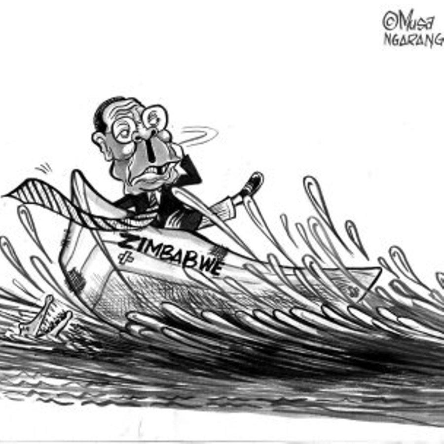 Musa Ngarango - Mugabe's Political Besetment