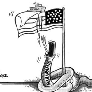 Musa Ngarango - The US and Pirates' Manace
