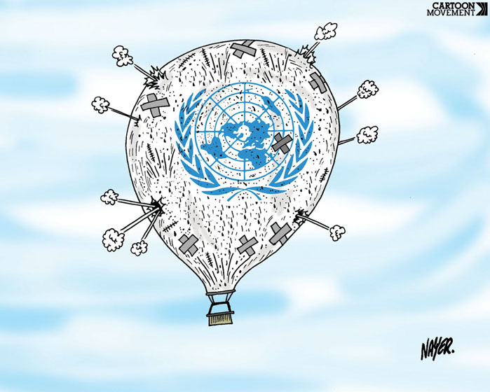 Nayer- The United nation kinda works