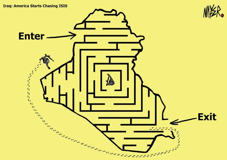 Nayer-iraqi maze