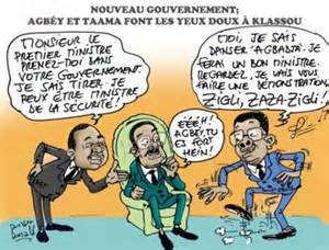 New Government of Togo