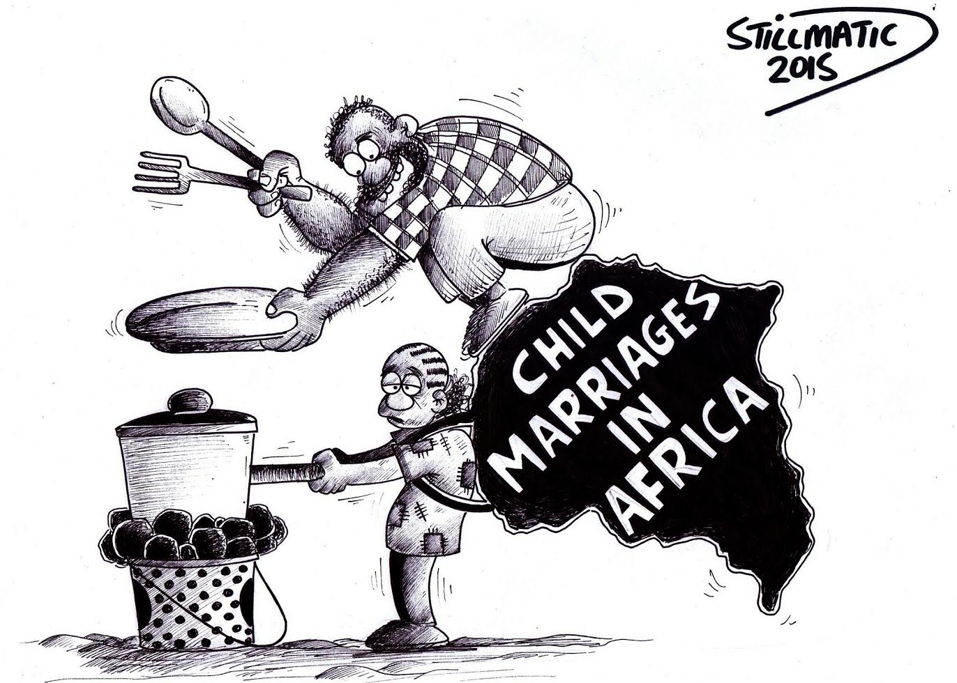 Nsaka_2015_Child marriage