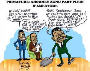 Primature -  Ahoomey Zunu is leaving full of bitterness