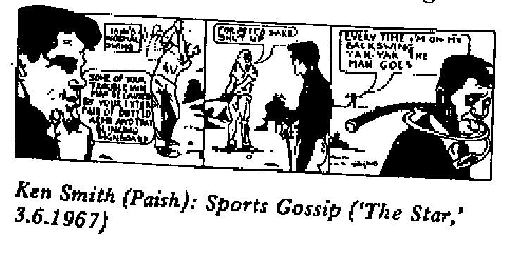 Smith, sports gossip