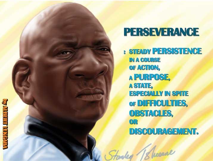Albert Lekgaba - Tshosane