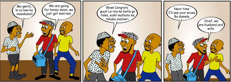 Tebogo Motswetla - Honeymoon