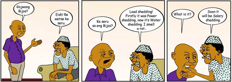 Tebogo Motswetla - Power