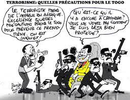 Terrorisme- Quelle precaution pour le Togo
