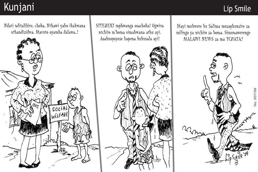 Mthetho Lungu - Kunjani and the Service Charter